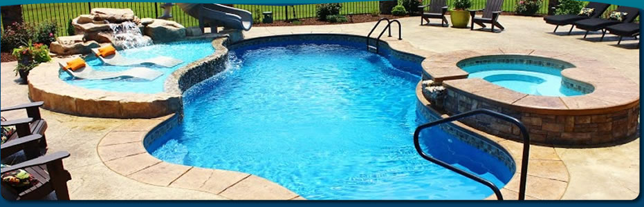 Fiberglass Pools & Fiberglass Swimming Pool