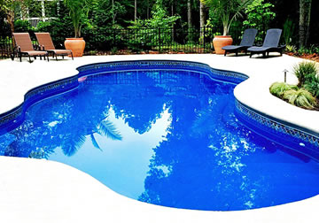 Fiberglass Pools for Huntsville Alabama