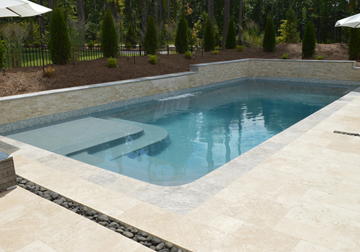 Fiberglass Pools for Jackson Mississippi