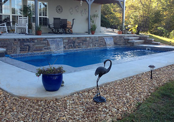 Fiberglass Pools for Mobile Alabama