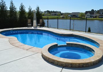 Fiberglass Pools for Tupelo Mississippi