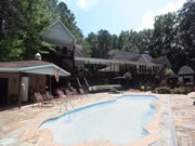 Atlantic Fiberglass Pool