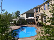 Laguna lagoon fiberglass swimming pools tallman pools - Swimming pool companies in memphis tn ...